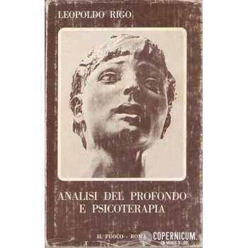analisi del profondo e psicoterapia Leopoldo Rigo