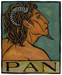 Dio Pan Il mito di Pan