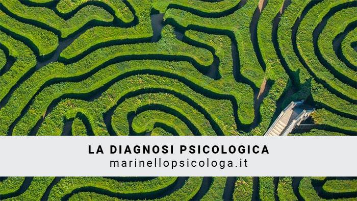 La diagnosi psicologica