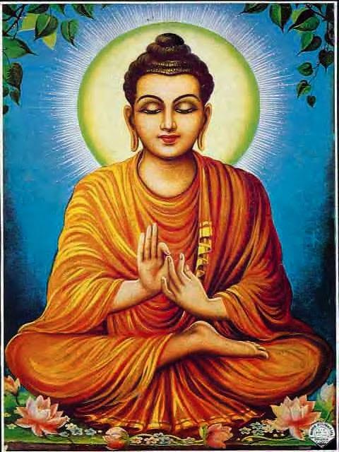 Buddha mindfulness peace of mind