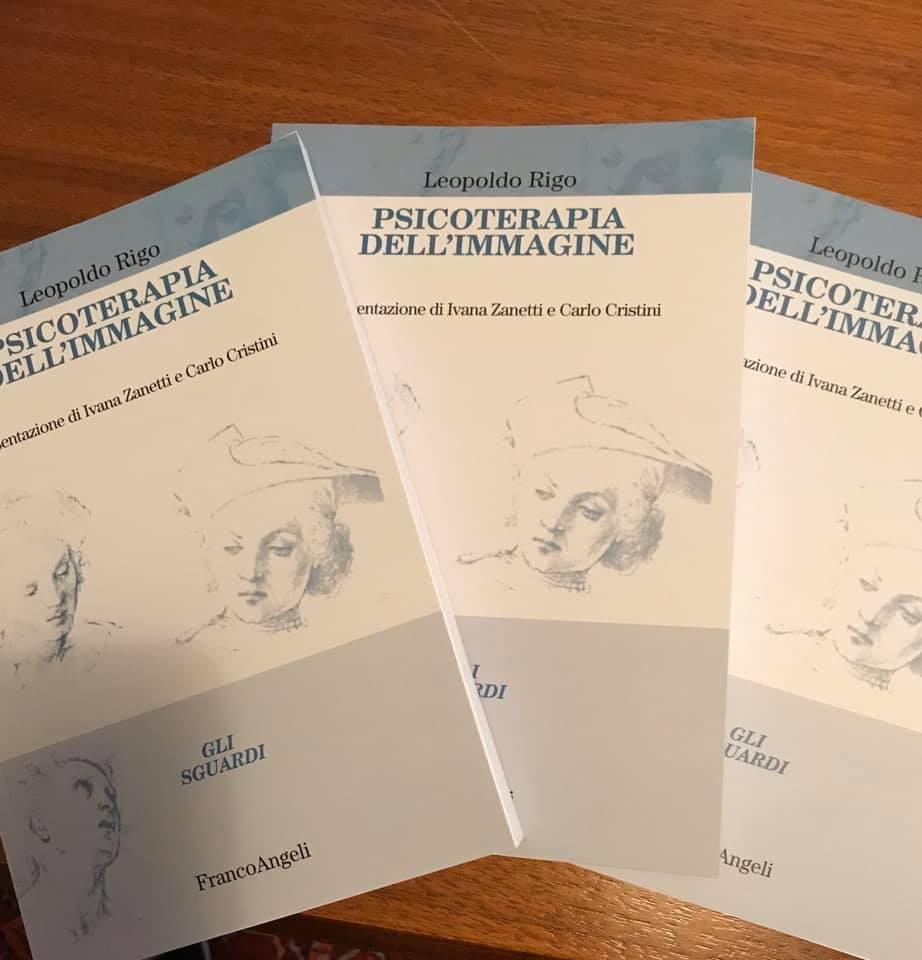 psicoterapia dell'mmagine libro Leopoldo Rigo