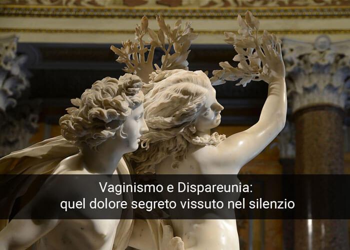 Vaginismo Dispareunia: quel dolore segreto vissuto nel silenzio.